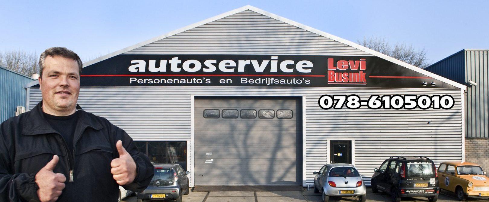 Pand Levi Busink Autoservice